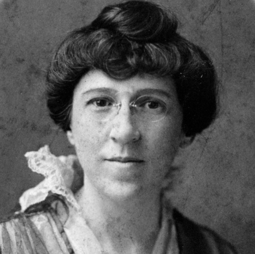 Photograph of Lila Meade Valentine courtesy of Virginia Commonwealth University, Special Collections and Archives.