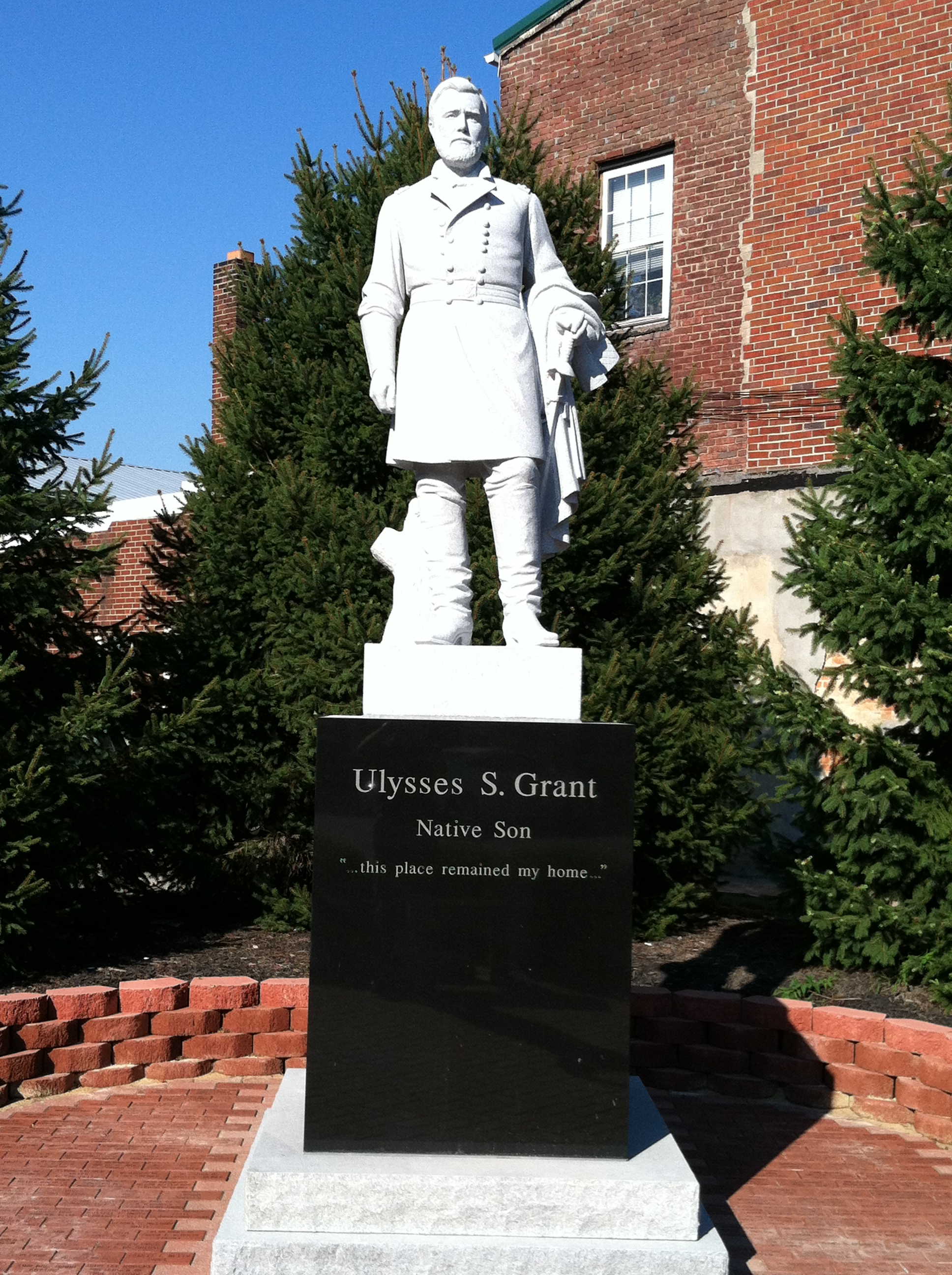 Statue of Ulysses S. Grant