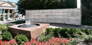 The Ohio Veterans Plaza