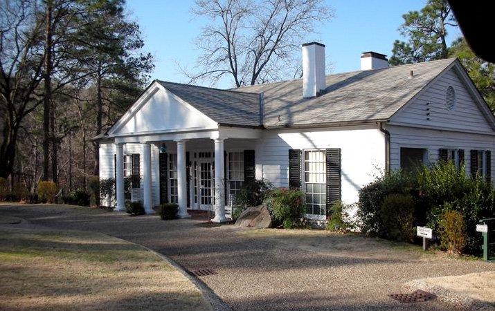 Franklin D. Roosevelt's Little White House in Warm Springs, Georgia