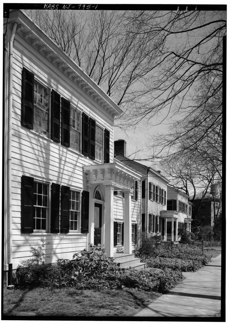 Historic Home in Princeton, NJ: 20 Alexander Street