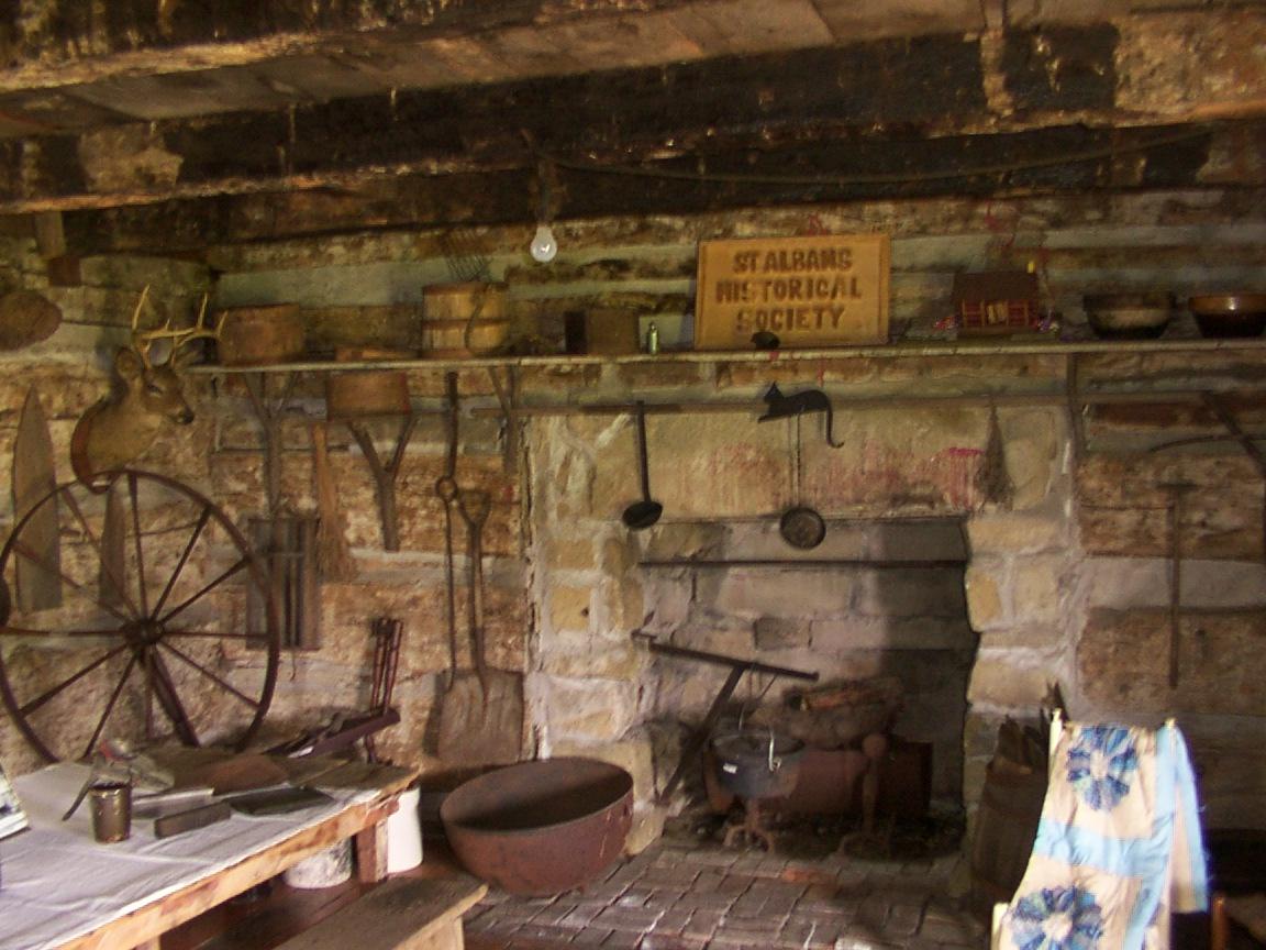Inside Morgan's Kitchen