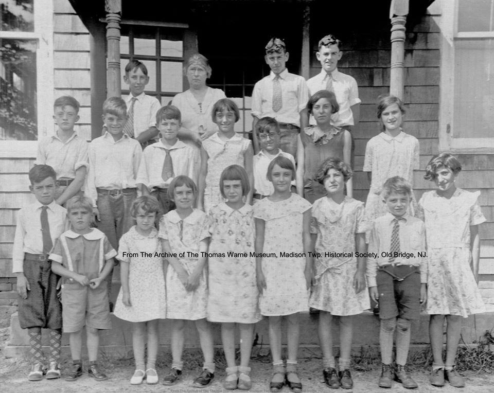 Cedar Grove School 1920's
