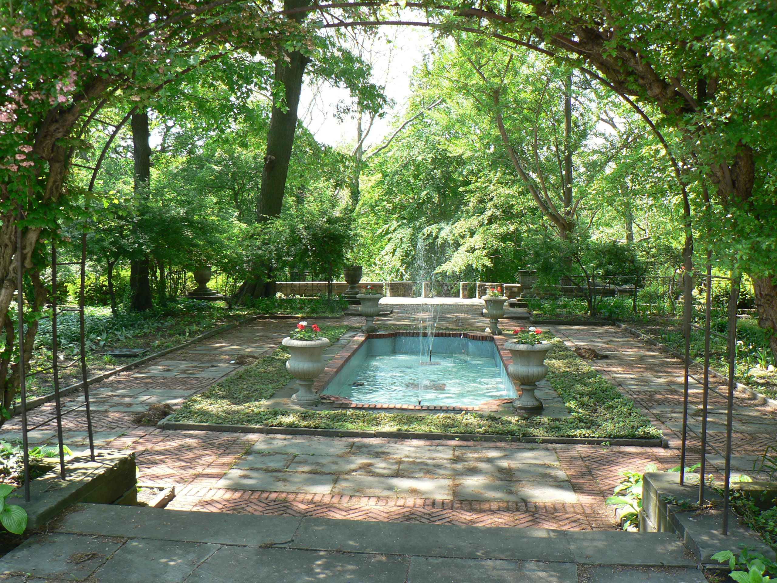 The Hungarian Cultural Garden in