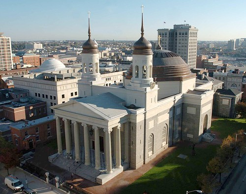 Every year, more than 100,000 people visit the Basilica, making it one of Baltimore's top tourist destinations.