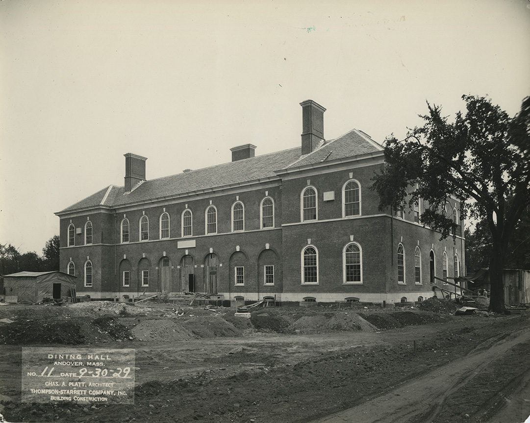 Paresky Commons, 1929
