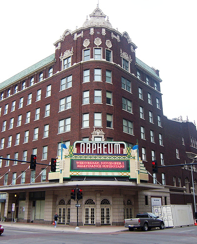 The Orpheum was placed on the National Register of Historic Places in 1980.