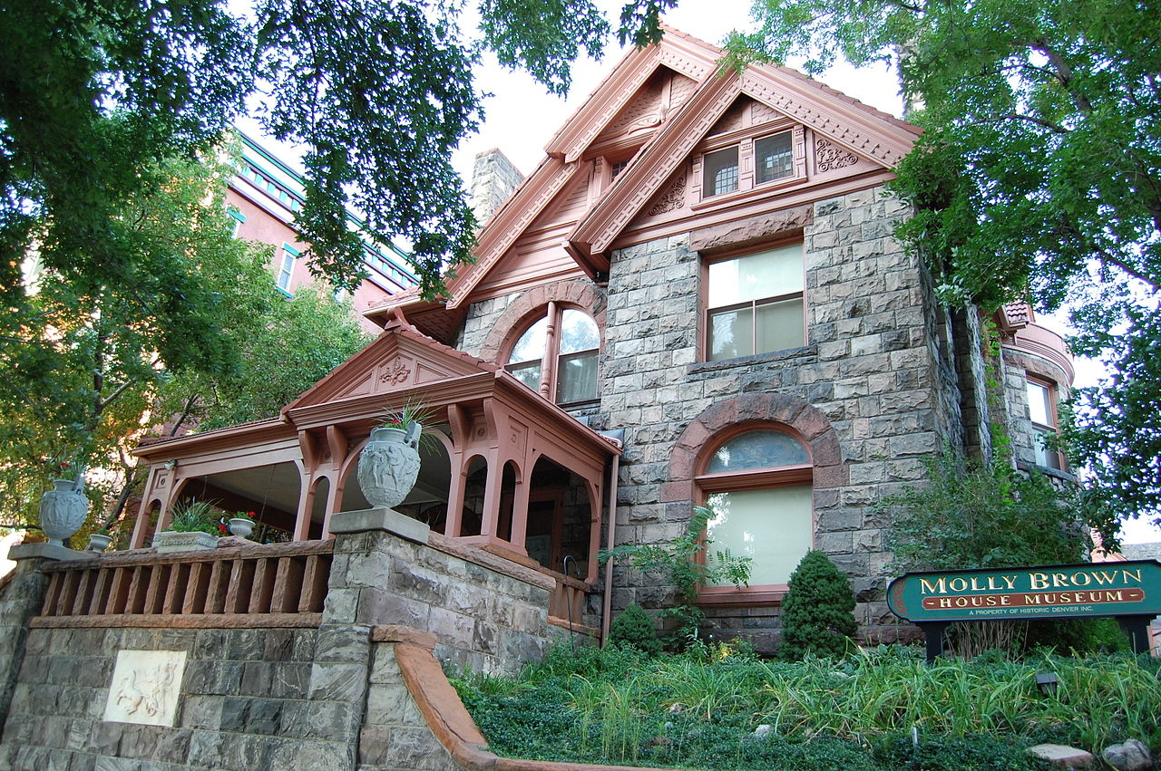 The Molly Brown House Museum stands as an enduring symbol of the Victorian era and the city of Denver.