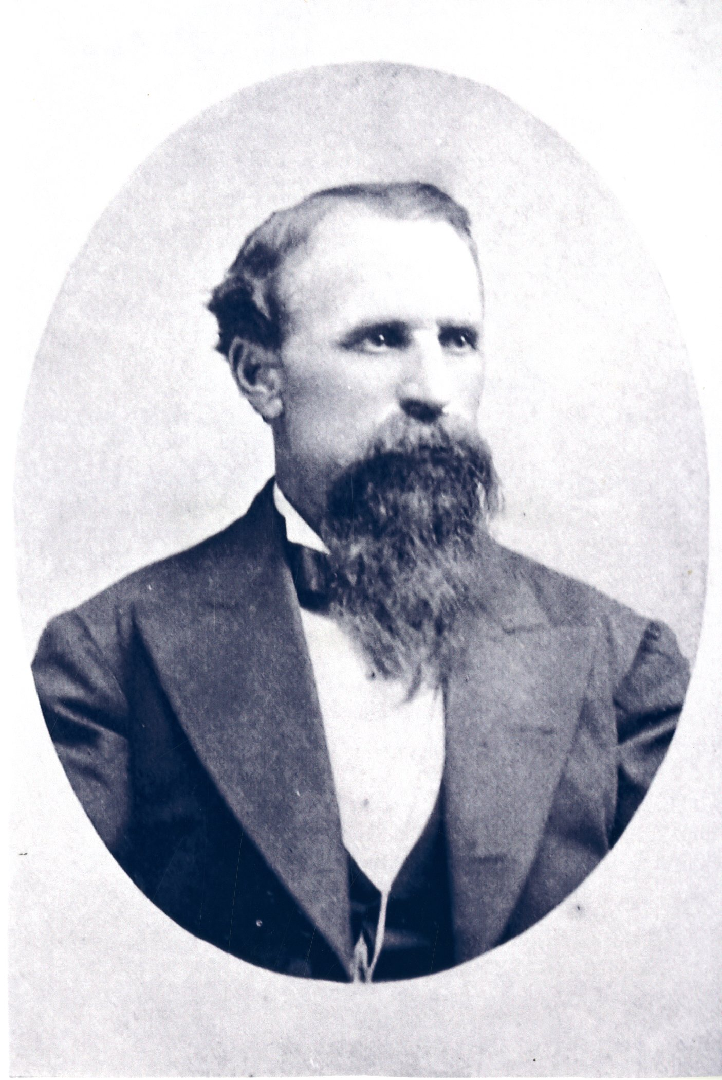 Anson P.K. Safford, undated. Anson P.K. Safford was the Territorial Governor of Arizona from 1869 to 1877, and moved to Tarpon Springs in 1882, where he helped found the community.