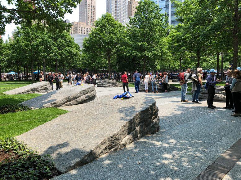 9/11 Memorial Glade