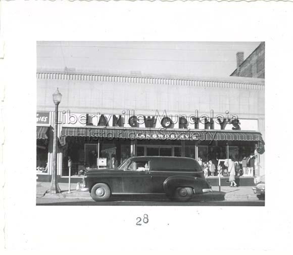 Langworthy's, 1955