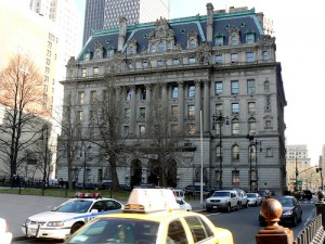 New York Municipal Archives Building