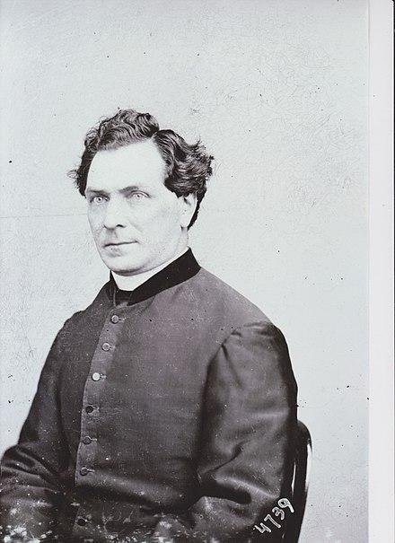 Reverend William McNulty (1829-1922)