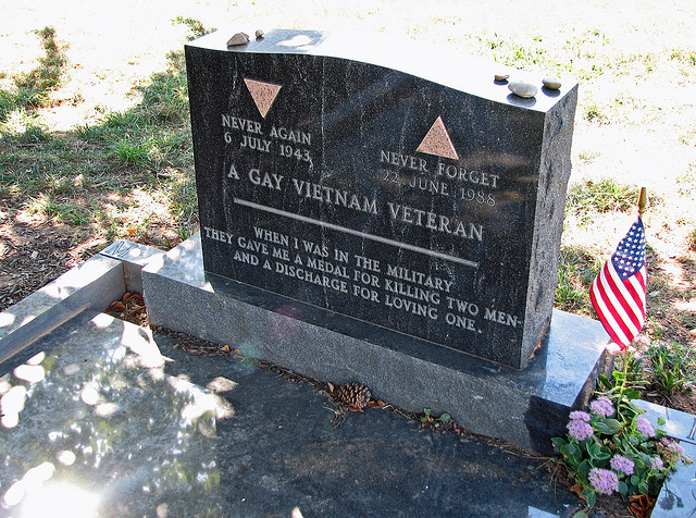 Gay Vietnam Veteran Memorial