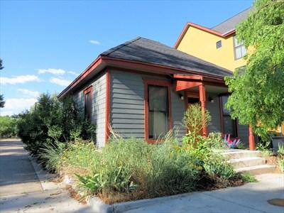 Hattie McDaniel's childhood home in Fort Collins