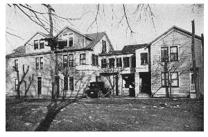 The Barnett Hospital, circa 1924