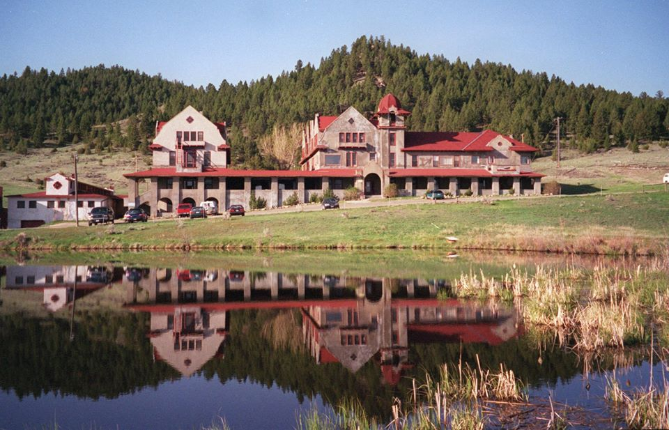 Boulder Hot Springs Inn was originally established in 1863 and is a significant architectural and recreational landmark in Montana.