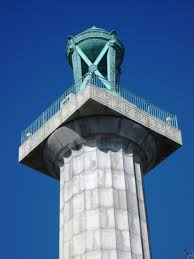 A picture of the Prison Ship Martyrs' Monument.