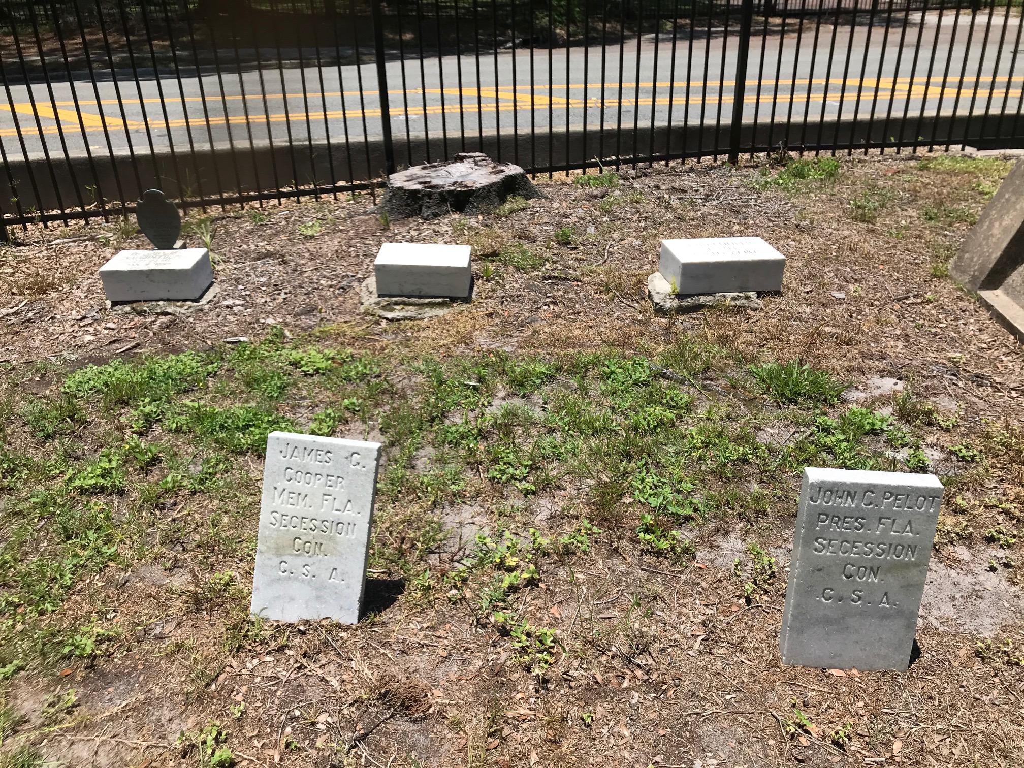 Pelot Family Graves