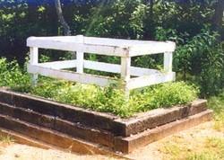 Gravesite of Laura Foster