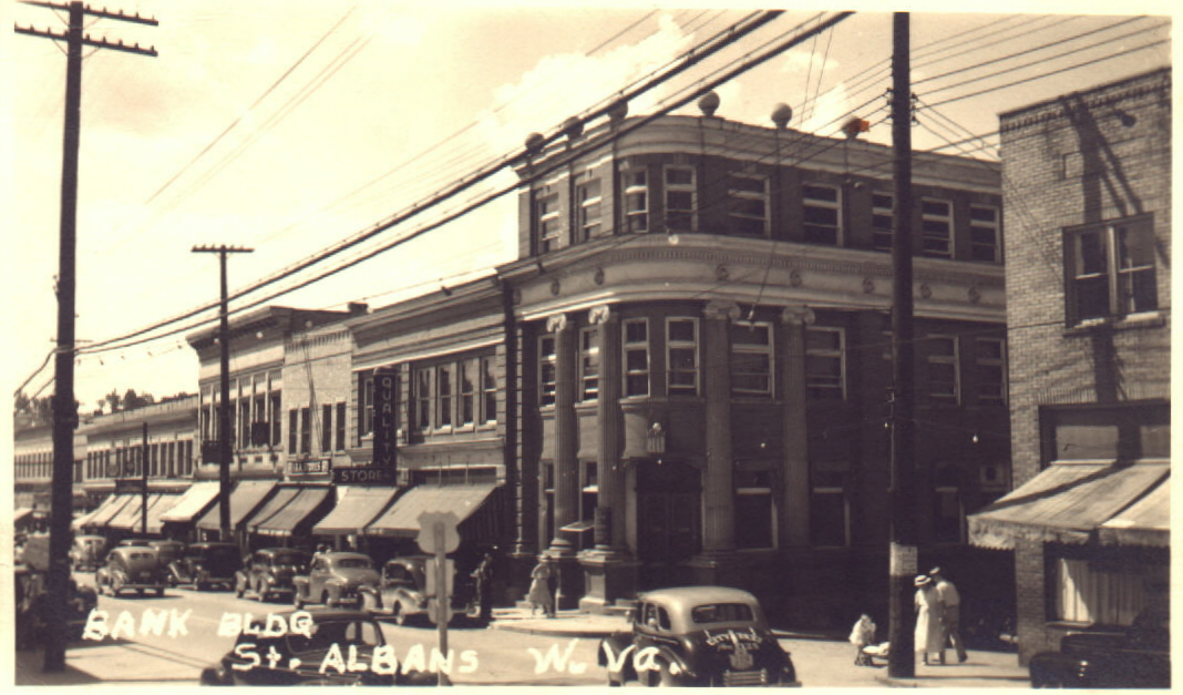 Main St. in the 1940s