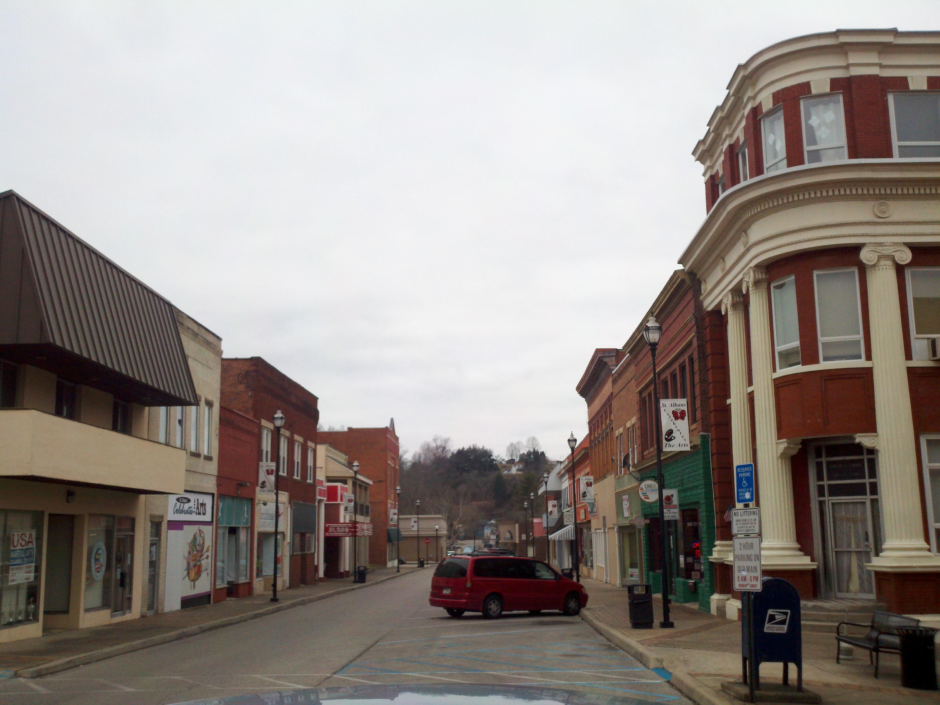 Main Street Today