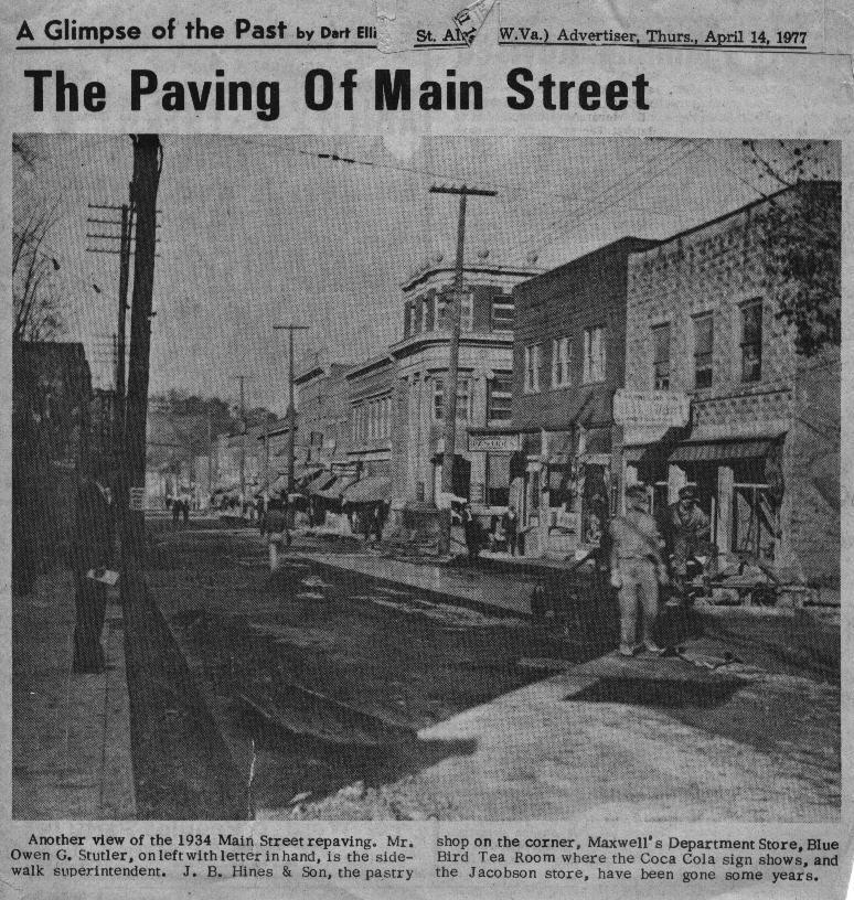 Main Street 1934