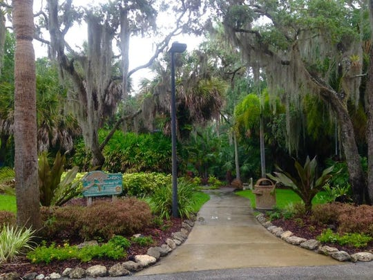 Botanical Gardens at FIT