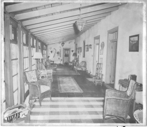 The Sunporch (1930s)