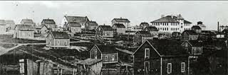 Black Coal Mining Town of Buxton, Iowa