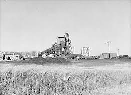 Coal mine in Buxton