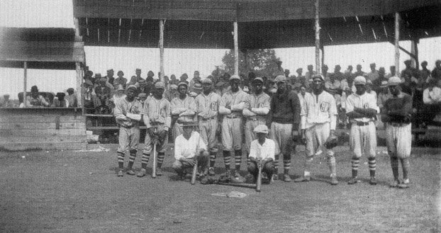 The Buxton Wonders barnstormed throughout Iowa communities, defeating many of the local teams in addition to recording one of the few victories over the Chicago Union Giants.