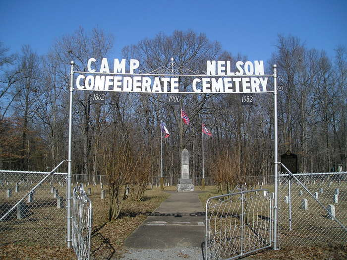Camp Nelson Confederate Cemetary