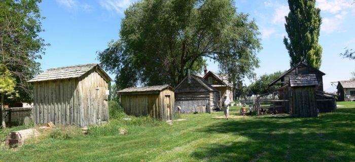 Historic Pioneer Cabins