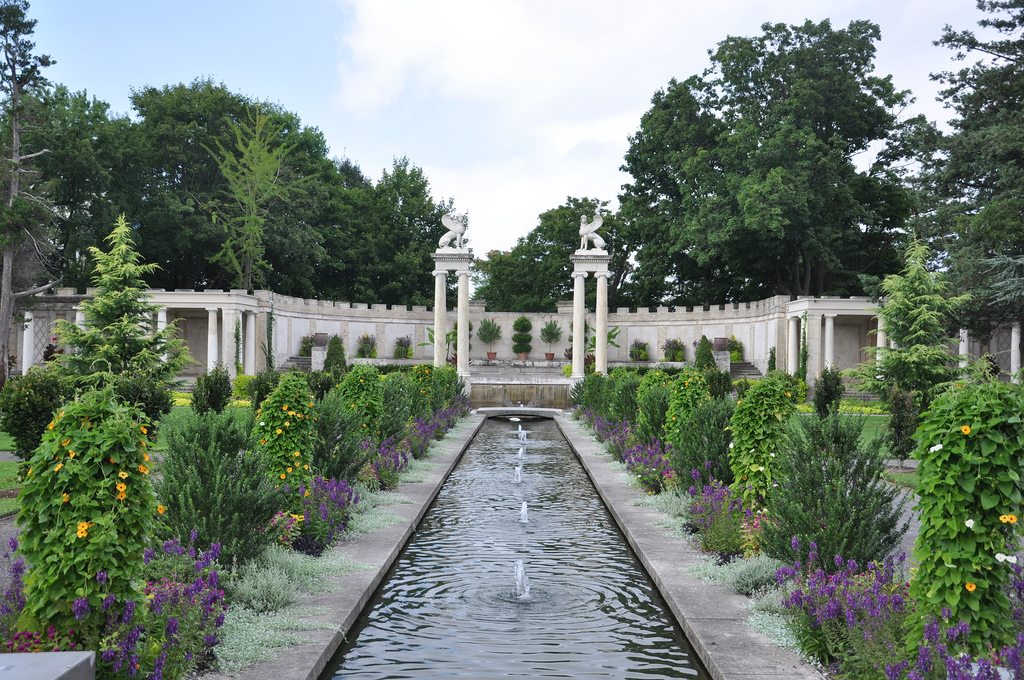 Park Gardens and Water Features