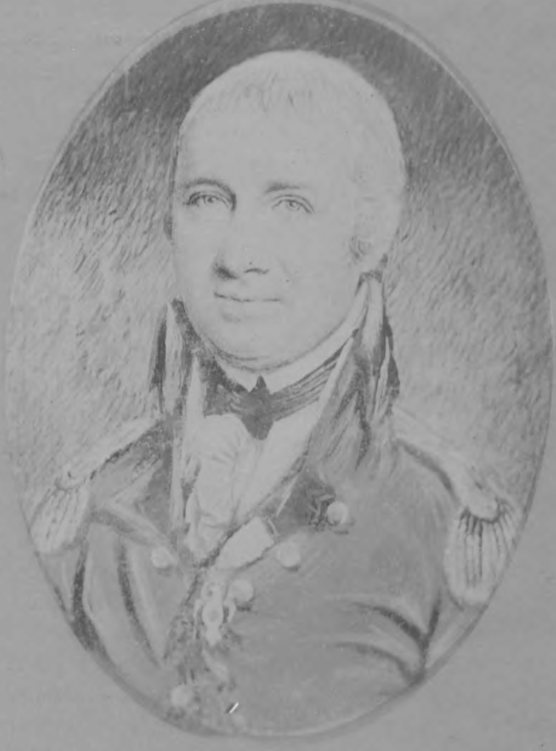 """Portrait of Colonel Erkuries Beatty, the second mayor of Princeton from """"Princeton & Slavery Project."""""""