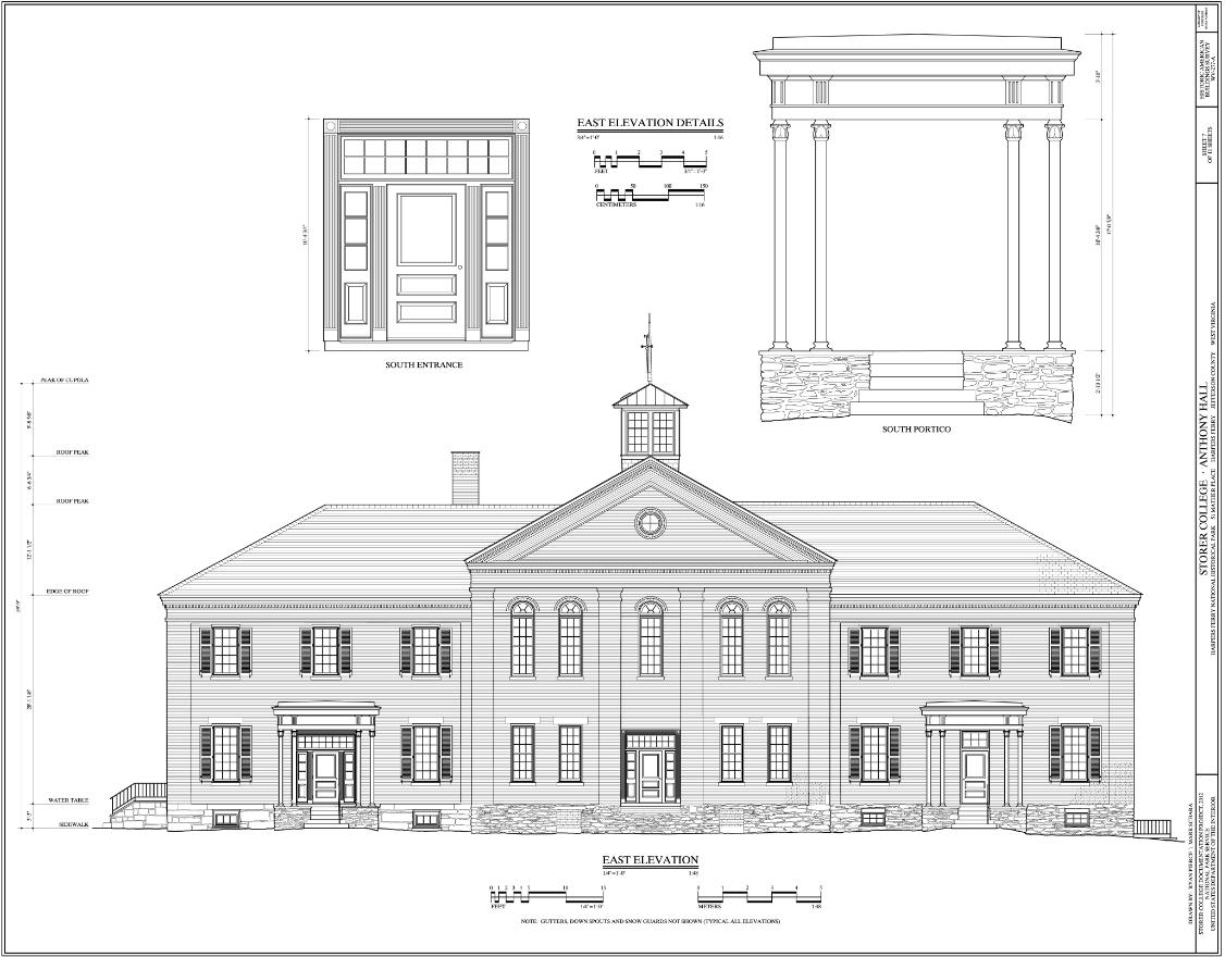 Building, Window, Rectangle, House