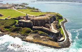 The fort is one of less than a dozen man-made UNESCO World Heritage Sites in the US.