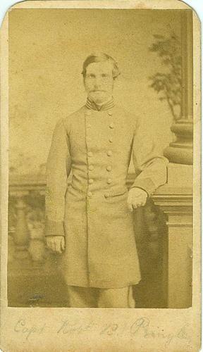 Captain Robert Pringle