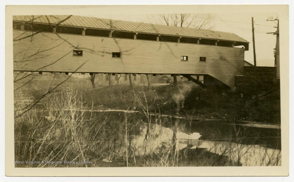 The bridge ca. 1934