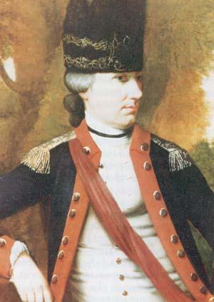 National Portrait Gallery portrait of Charles Pinckney by Henry Benbridge (1773)