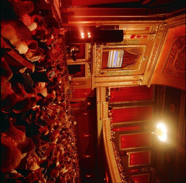 Inside Capitol Theatre