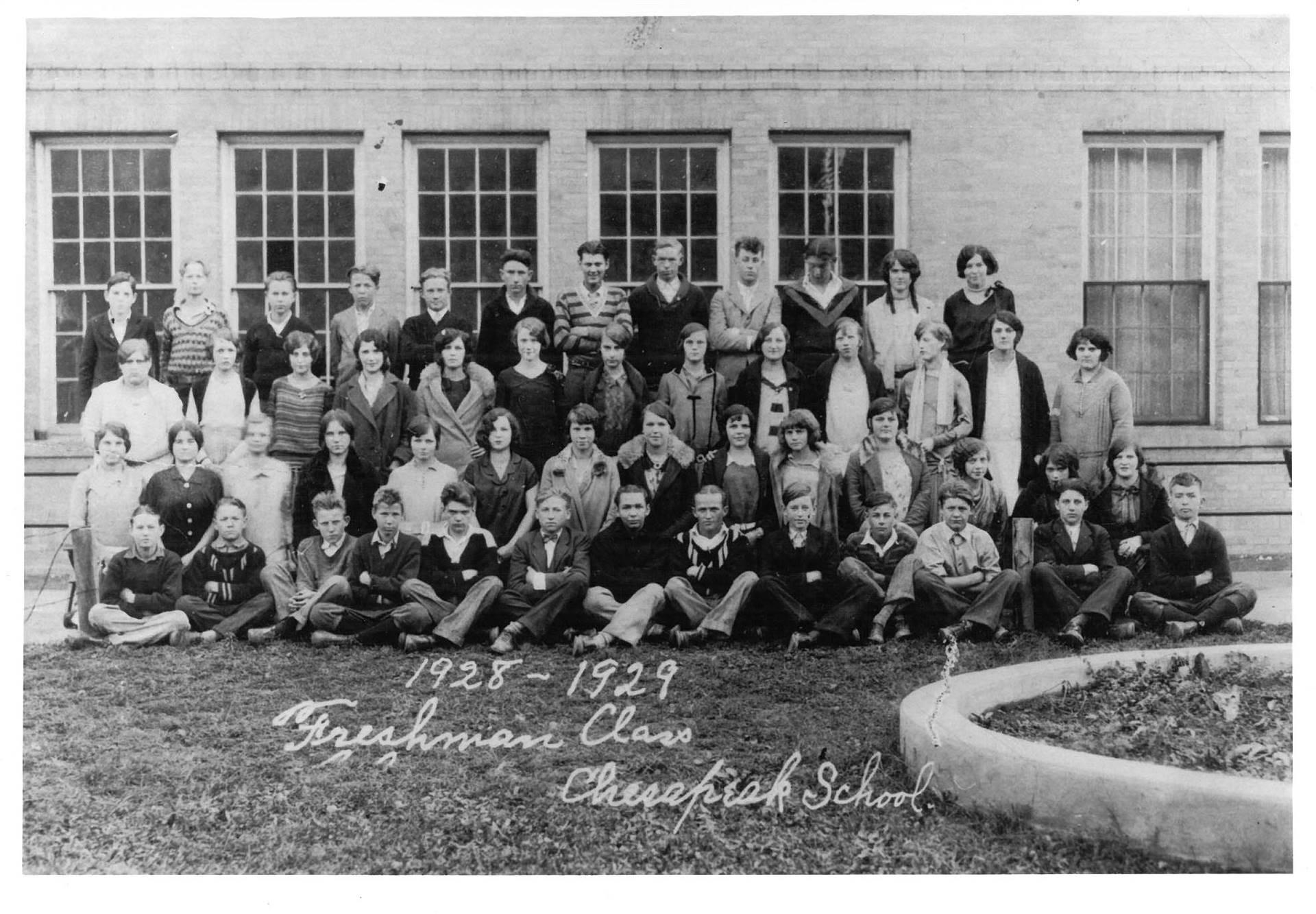 Chesapeake Freshman Class of 1929