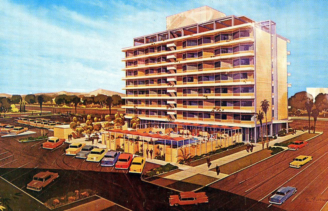 Coronet Apartment Hotel