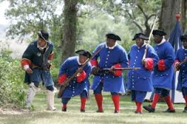 The Fight for Freedom event is held at the historic park each February.