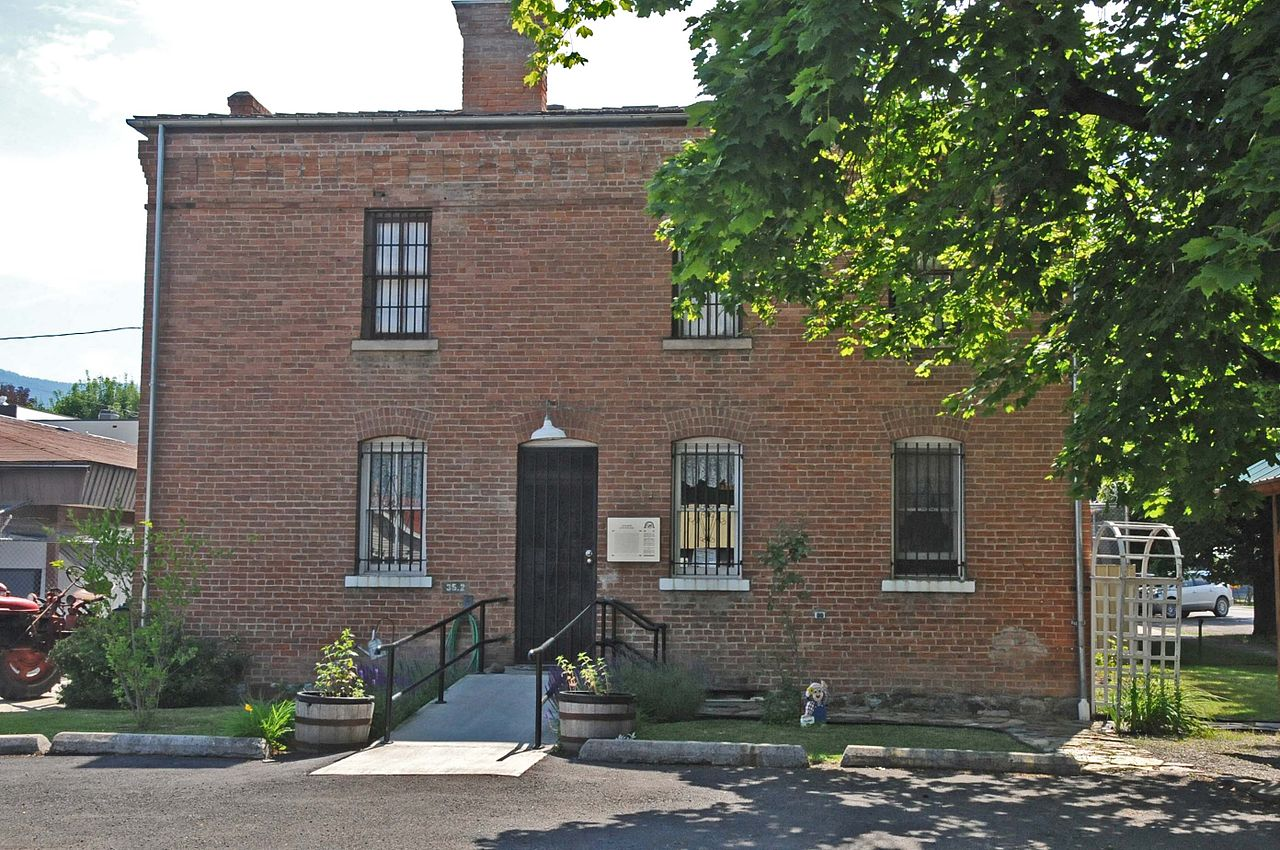 The Old Jail Museum is housed in the former Sanders County Jail, which was built in 1907.
