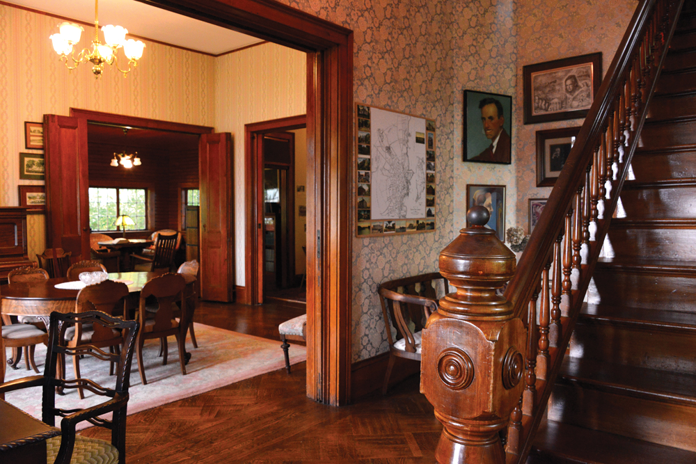 """Imagine attending """"Long Day's Journey into Night"""" performed in the Monte Cristo Cottage, its original setting."""