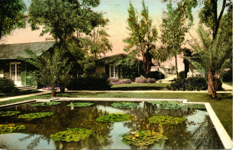 San Marcos Bungalows and Gardens, 1937