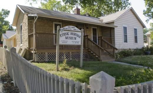 The Ethnic Heritage Museum