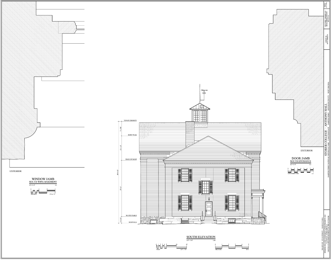 Building, Rectangle, Slope, House